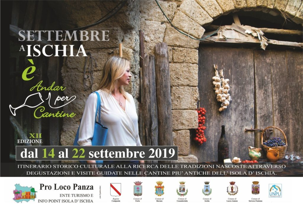 Go to the wine Cellars valid from 14 September to 21 September