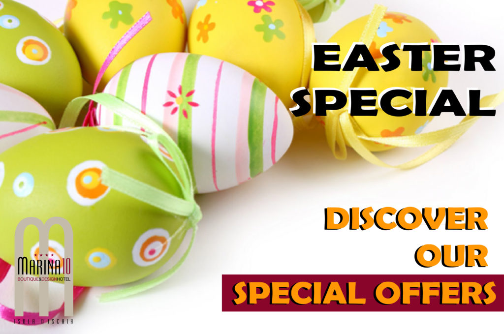 Easter in a SPA valid from 19 to 22 April