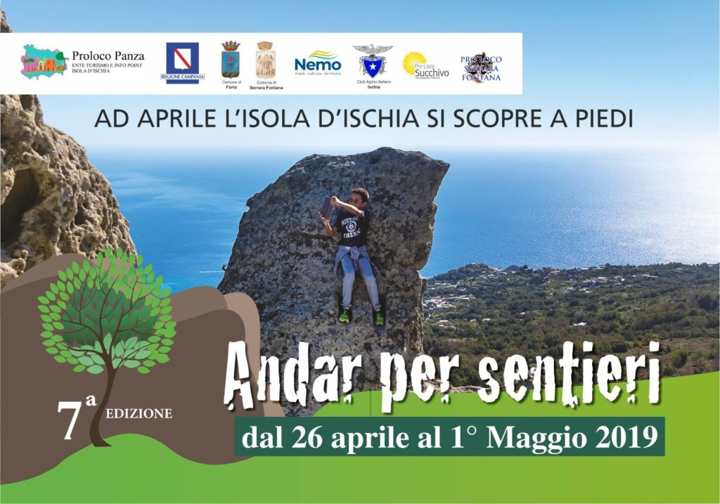 Walking along the Paths valid from 26 April to 1 may