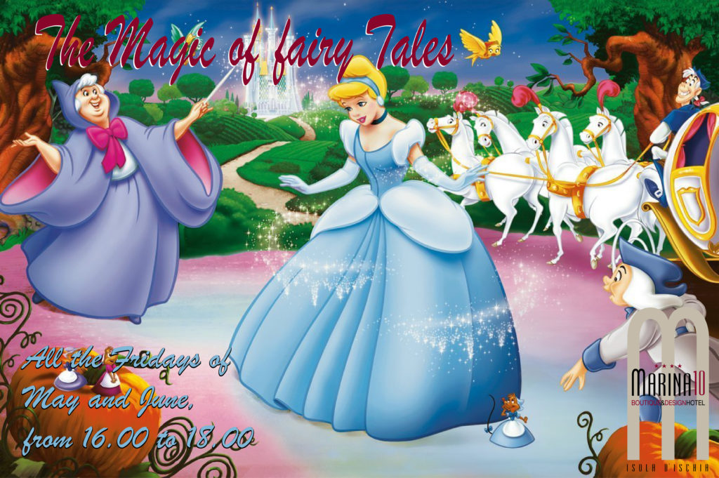 The Magic of fairy Tales all the Fridays of May and June